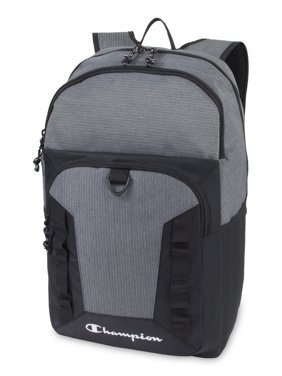 Champion Expedition 2.0 Backpack, Grey/Black