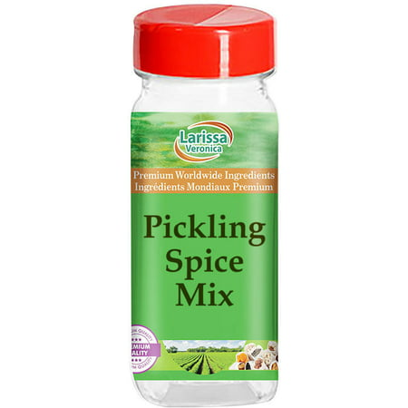 Mixed Pickling Spices - Pickling Spice Mix (4 oz, ZIN: 528509)
