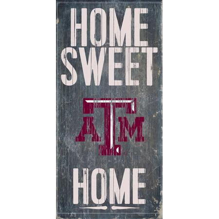 Texas Am Wildlife (Texas A&m Aggies Wood Sign - Home Sweet Home)