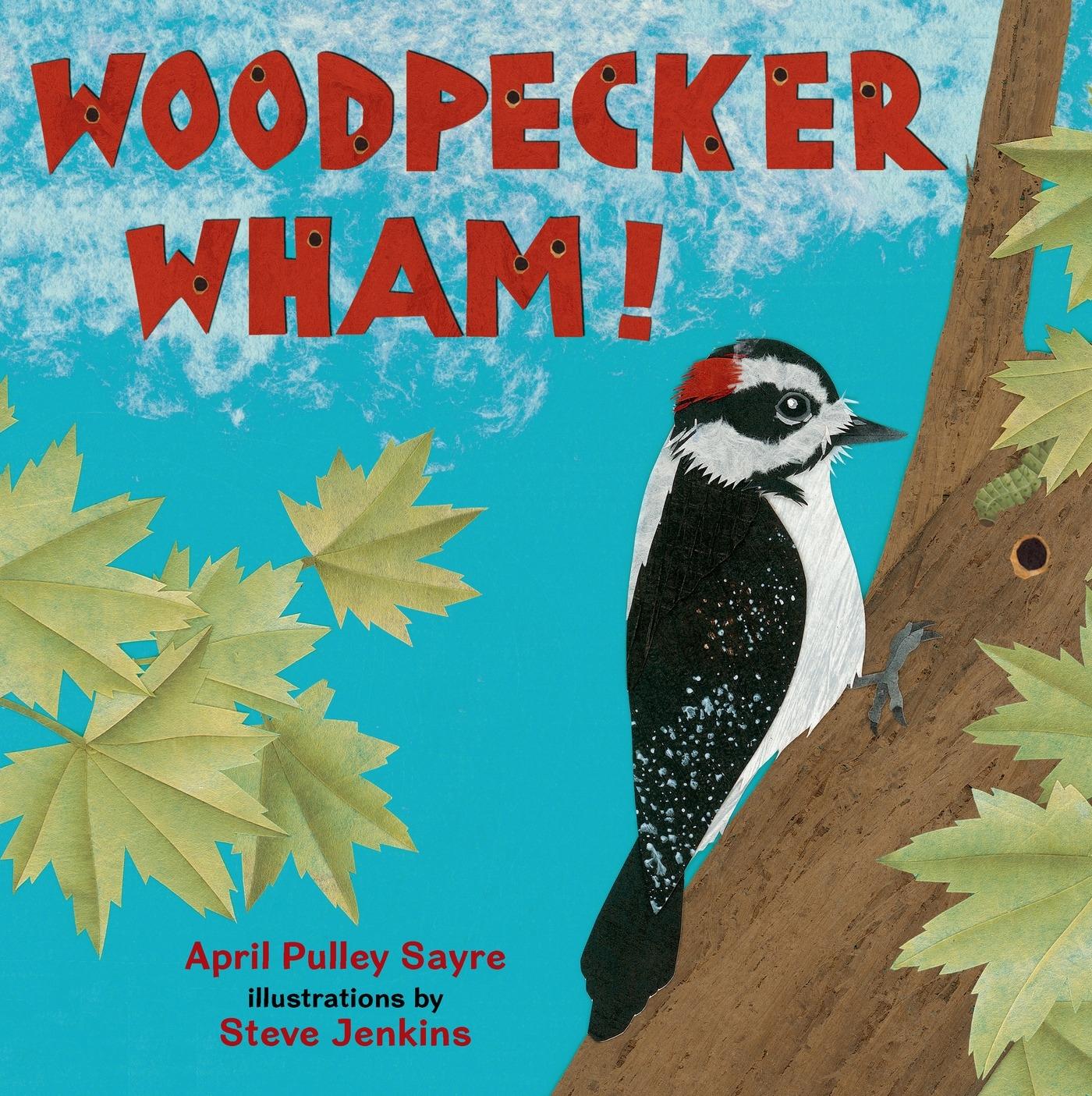 Woodpecker Wham! (Hardcover)