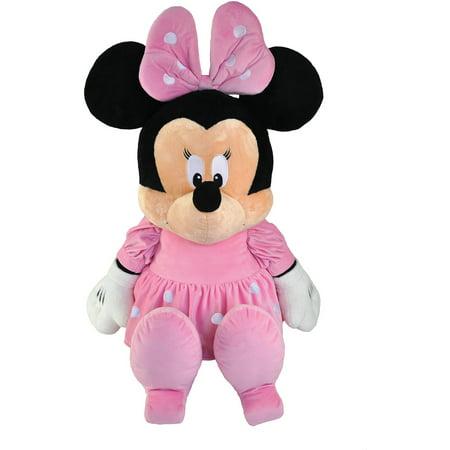 Disney Minnie Mouse Jumbo Plush by