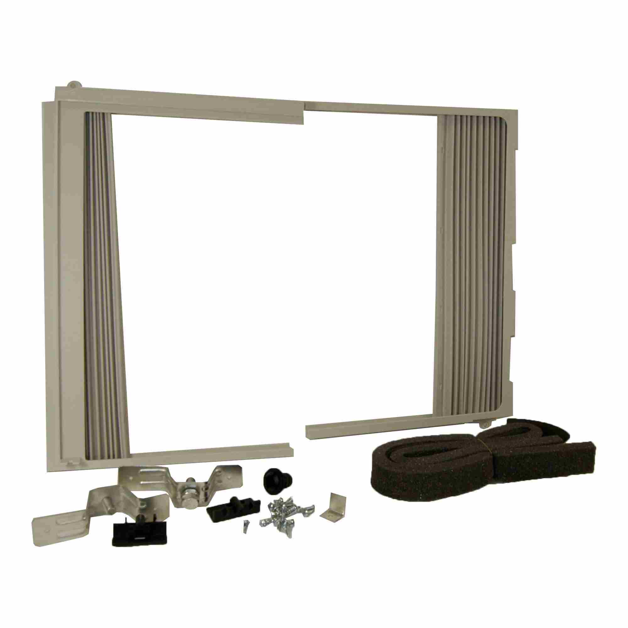 LG 3127A20074D Air Conditioner Window Side Curtain