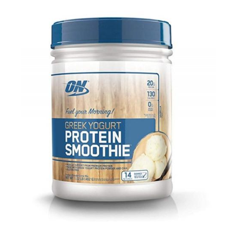 Greek Yogurt Protein Smoothie Vanilla 1.02LB