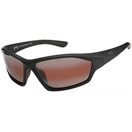 28d4771dd9 Strike King SG-S1182 Rayburn Black Frame Dark Amber Lenses Polorized  Sunglasses - www.