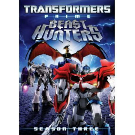 Transformers Prime: Season Three (Best Tv Shows On Prime)