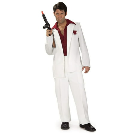 Tony Montana Scarface Adult Halloween Costume - One Size](Avatar Na Vi Costume)
