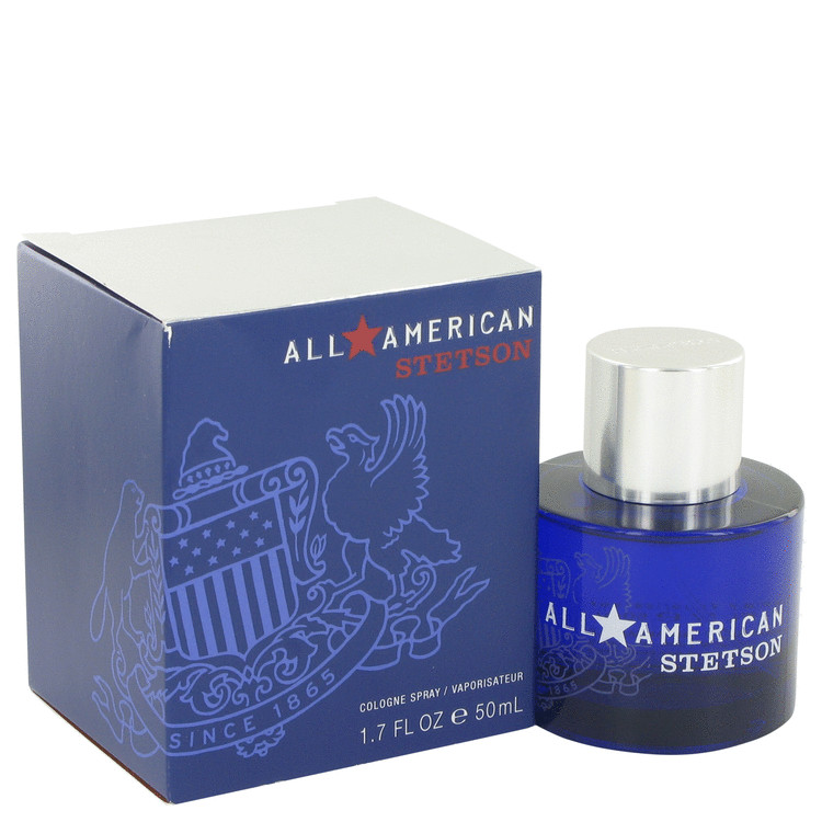 Stetson All American by Coty Cologne Spray 1.7 oz (Men) 50ml - image 1 of 1