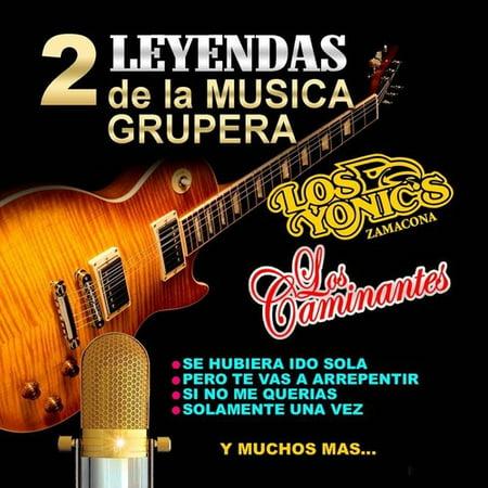 2 Leyendas De La Musica Grupera (Various Artists)