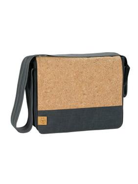 2473bb2fe81 Product Image Casual Messenger Bag Cork dark grey
