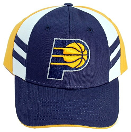 the latest 1da29 80d73 ... spain nba indiana pacers adjustable hat cap blue yellow 9f00e a46db