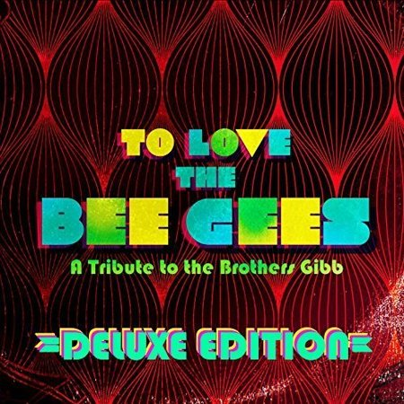 To Love The Bee Gees (CD) - Bee Gees Outfits