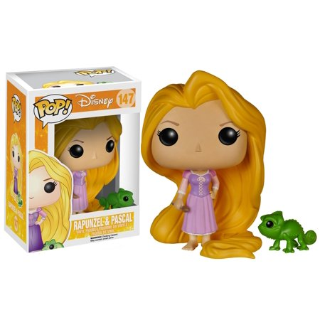 FUNKO POP! Disney Tangled Rapunzel & Pascal