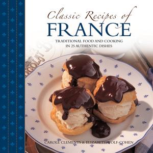 Classic Recipes of France - eBook