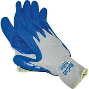 Diamondback Work Gloves, X-Large, Cotton Knit Lining