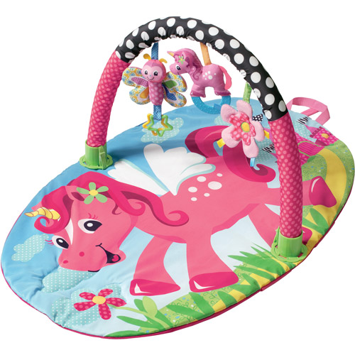 Infantino Explore & Store Gym, Lil Unicorn