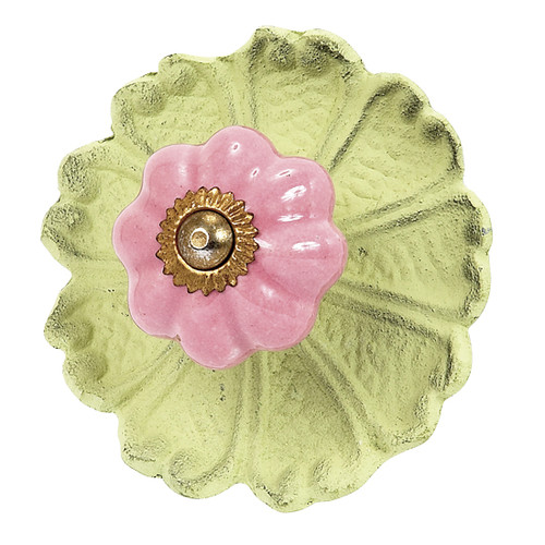 Jubilee Collection Posey Novelty Knob