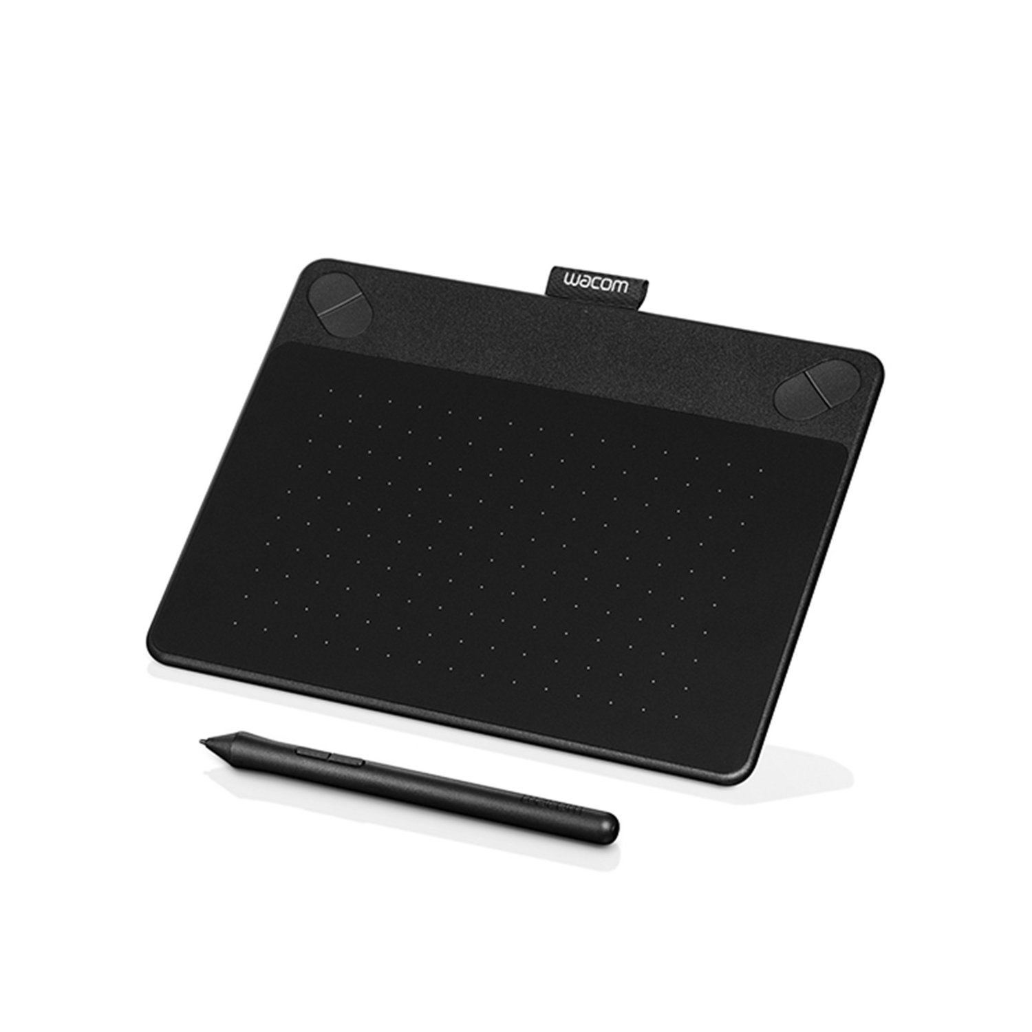 Wacom Intuos Art Pen and Touch digital graphics, drawing & painting tablet (CTH490AK) (Certified Refurbished) by Wacom