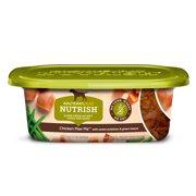 Rachael Ray Nutrish Natural Wet Dog Food, Grain Free, Chicken Paw Pie, 8 oz tub