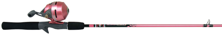 """Zebco 202 Spincast Combo 5'6"""" Fishing Rod and Reel by Zebco"""