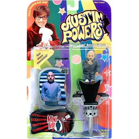 Mini Me Figure, Limited Edition By Austin Powers From USA - Austin Powers Necklace