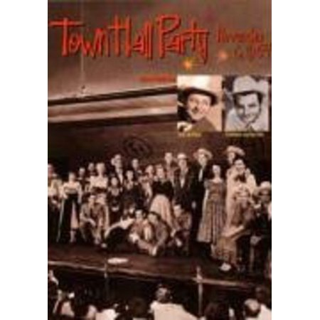 Town Hall Party: November 6, 1954 (DVD)