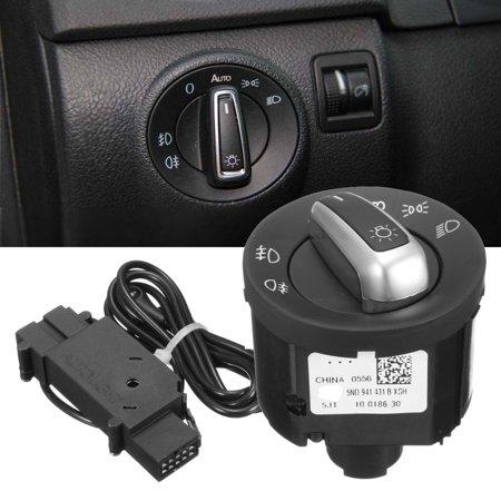 Head Lamp Fog Light Foglight Sensor & Switch Auto Headlight For VW  Golf MK6 Jetta Mk5 GTI Passat B6 B7
