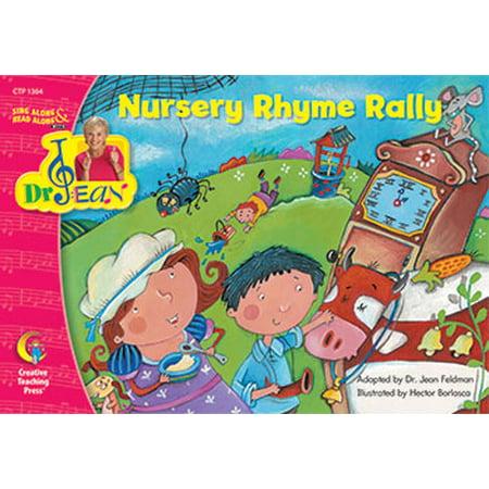 CTP1364 - Nursery Rhyme Rally by Creative Teaching Press - Teaching Store