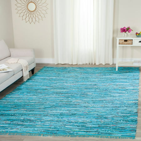 Safavieh Rag Skylar Striped Area Rug or Runner ()