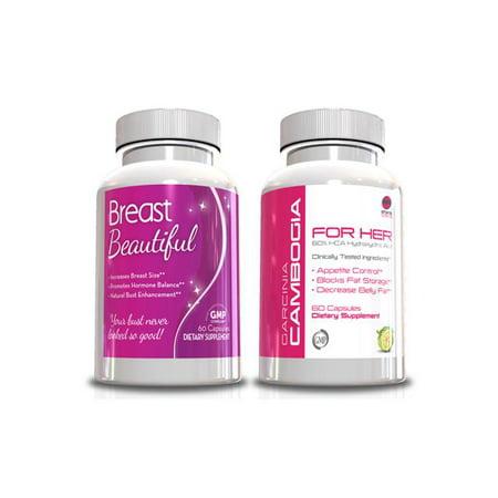 Garcinia pour Her-perte de poids pilules et des pilules d'agrandissement du sein Belle-sein