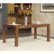 Modus Genus Solid Wood Dining Table - Honey