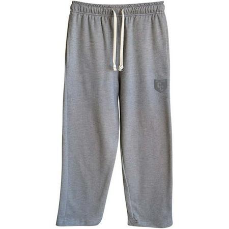 Campus Colors Youth Logo Scuba Pants - Gray (Campus Pants)