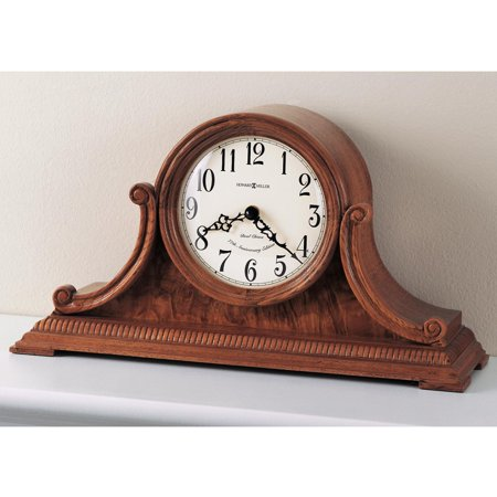 Howard Miller Anthony Mantel Clock (Mantel Decor Ideas)