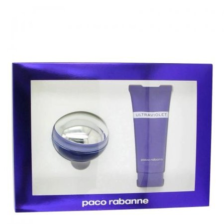 GIFT/SET ULTRAVIOLET 2 PCS.  2.7 FL By PACO RABANNE For WOMEN