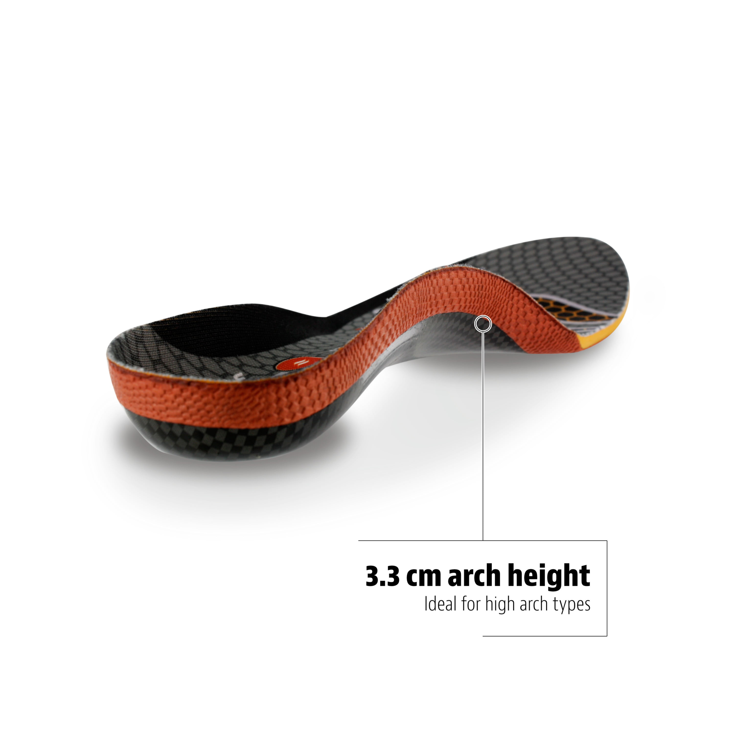 Sof Sole Fit High Arch Insole - Walmart