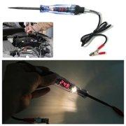 Heavy Duty 12V Car Circuit Tester Automotive Electrical Test Lamp Probe Light
