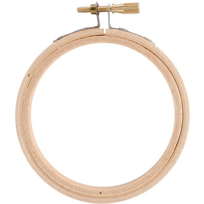 Wood Hoop - 3 in.