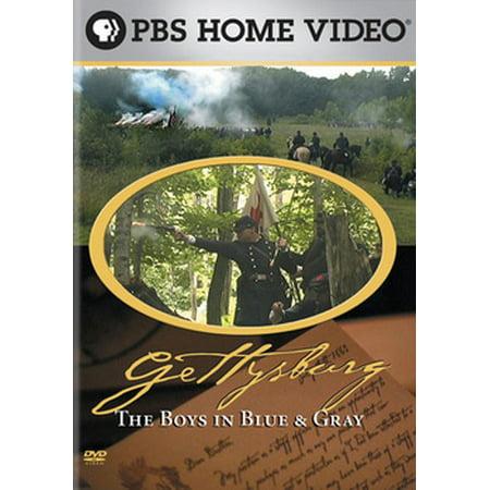 Gettysburg: The Boys In Blue & Gray (DVD)