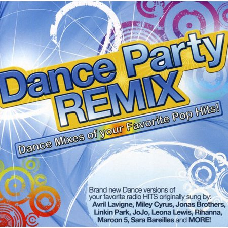Dance Party Remix (Halloween Party Songs Remix)