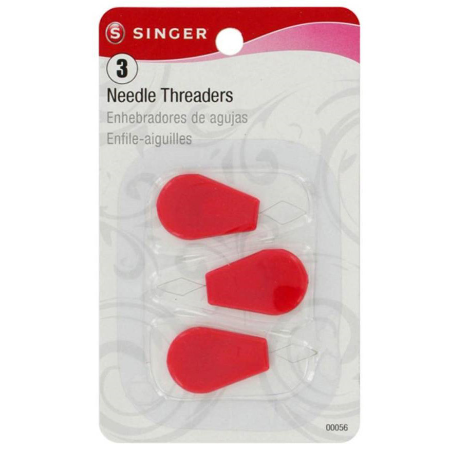 Singer Plastic Needle Threaders