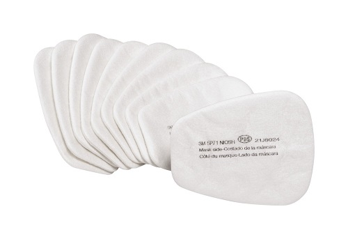 3M 07194 Particulate Respirator Filter 5P71, P95, 20 Filters by 3M