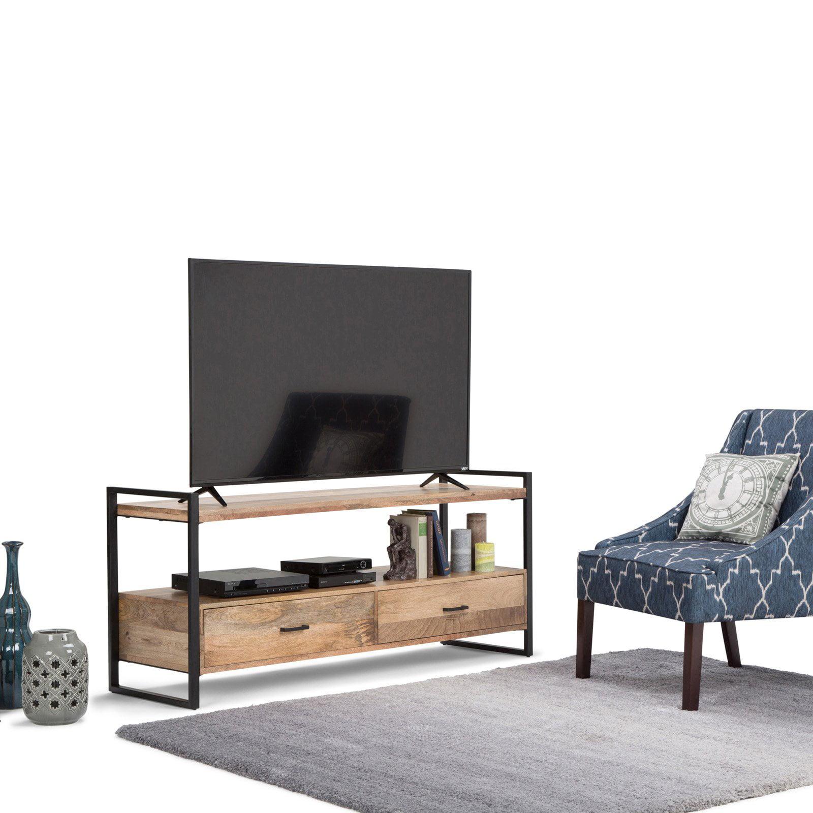 Simpli Home Riverside TV Media Stand