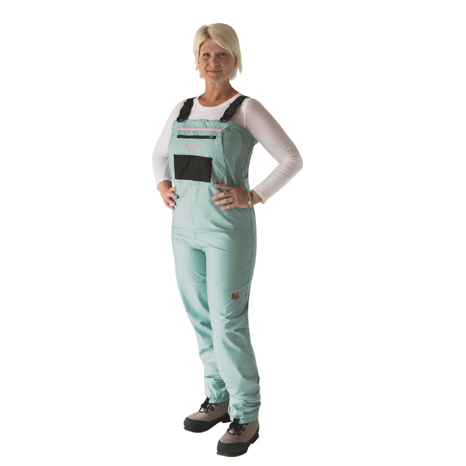 Click here to buy Caddis Women's Teal Deluxe Breathable Stockingfoot Waders S by Caddis Wading Systems.