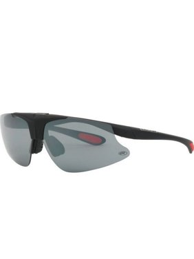 3d01b9c366 Product Image Rawlings Flip Sunglasses Mens Adult Baseball Wrap Adult  Shades Black 10203592