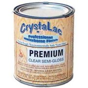 Crystalac Exterior Paint, Clear CL-60-Q PREM