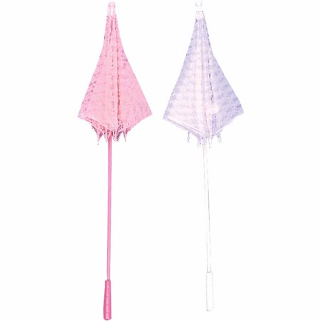 Lace Parasol Adult Halloween - Cheap Halloween Accessories Uk
