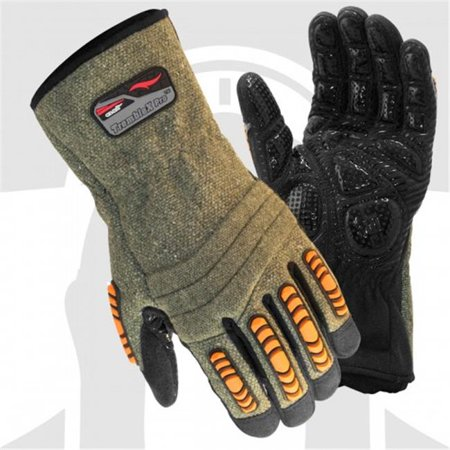 Cestus PRO 2036 2XL Vibration Series Tremblex Pro Anti-Vibration One Pair Glove - 2 Extra Large