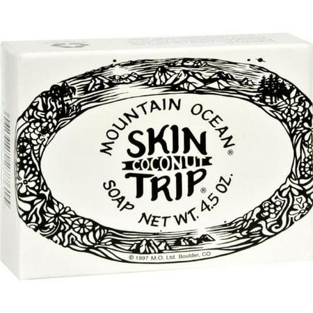 Mountain Ocean HG0573949 4.5 oz Skin Trip Coconut Soap ()