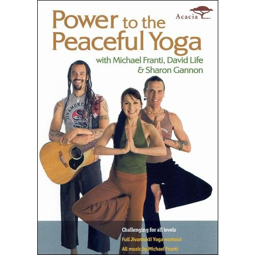 Power To The Peaceful Yoga (Widescreen)