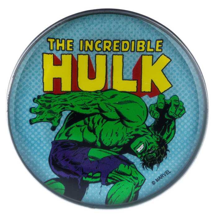 Marvel Incredible Hulk Metal Drawer Knob Home Decoration Keepsake Walmart Com Walmart Com