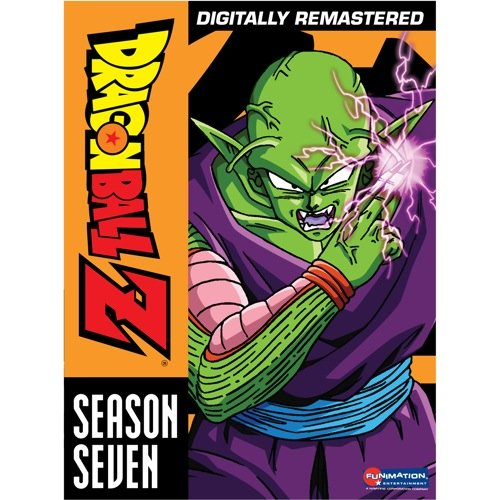 DragonBall Z: Season Seven (Japanese)